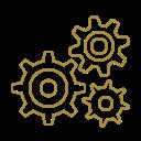 Icon vielseitiger und versierter Online Marketing Spezialist
