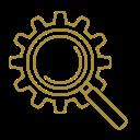 Icon Suchmaschinenoptimierung SEO