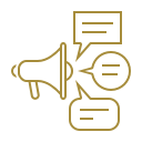 Icon Mediaplanung und Redaktionsplanung, Multichannel Marketing
