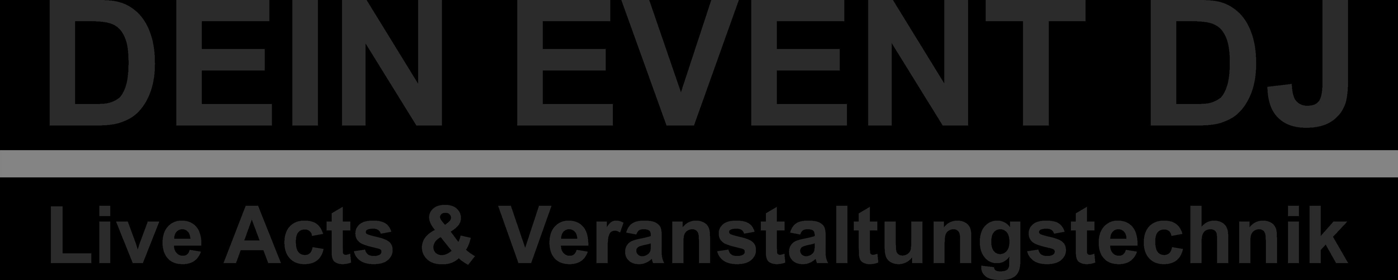 Referenzen Logo DEIN Event DJ