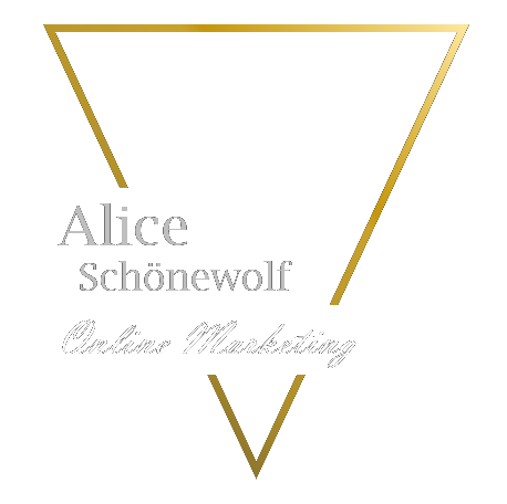Logo Alice Schoenewolf Online Marketing